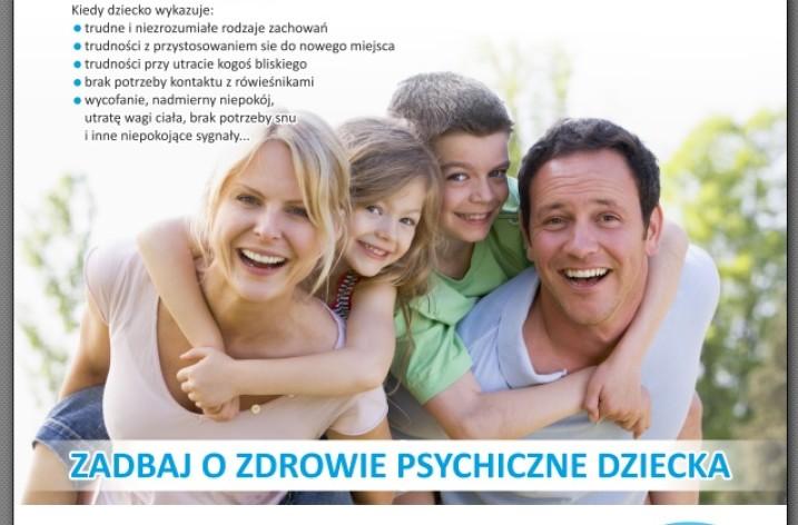 Zaburzenia lękowe u dzieci i młodzieży