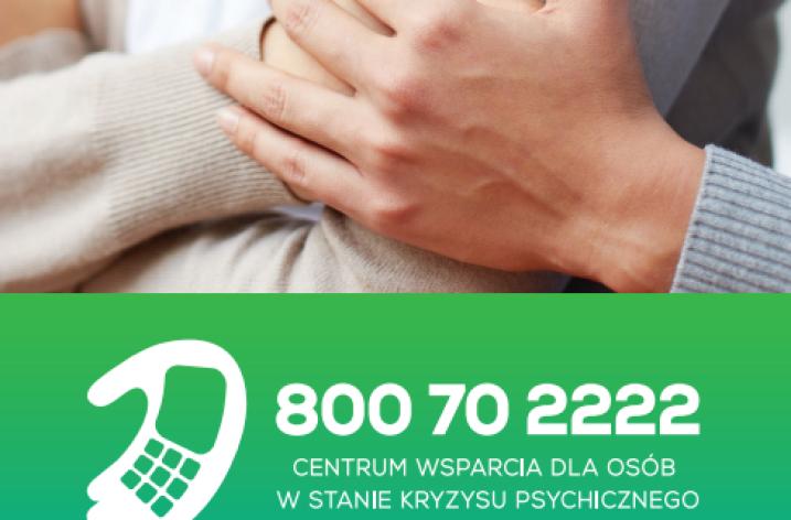 Centrum Wsparcia dla osób w stanie kryzysu psychicznego