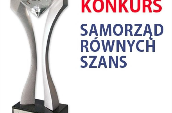 """Konkurs """"Samorząd Równych Szans"""""""