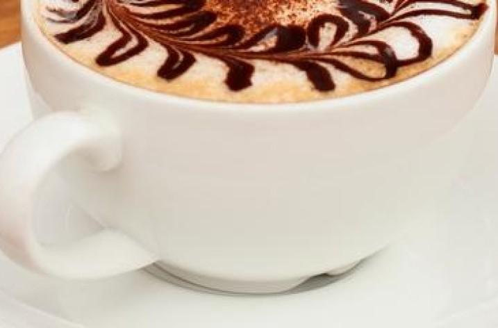 Zawieszona kawa