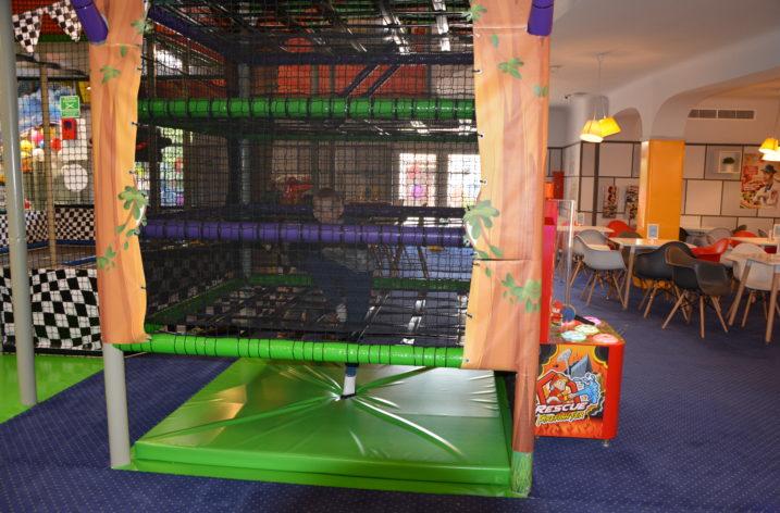 Wspólna zabawa w Sali Zabaw Cinema Fun