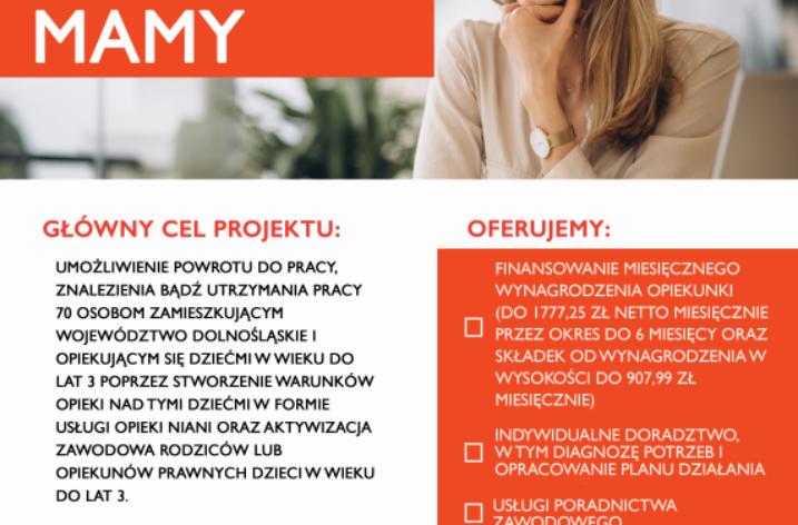 Projekt: Aktywne Mamy