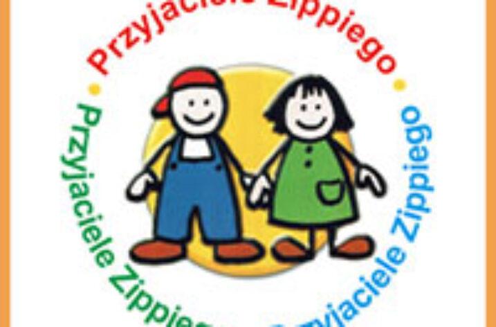 Przyjaciele Zippiego to program przeznaczony dla najmłodszych uczniów.