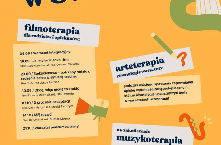Fundacja Ładne Historie – warsztaty arteterapii w Świdnicy